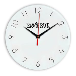 Ernie ball настенные часы 5