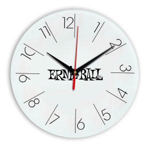Ernie ball настенные часы 6