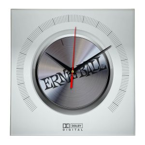 Ernie ball настенные часы 9