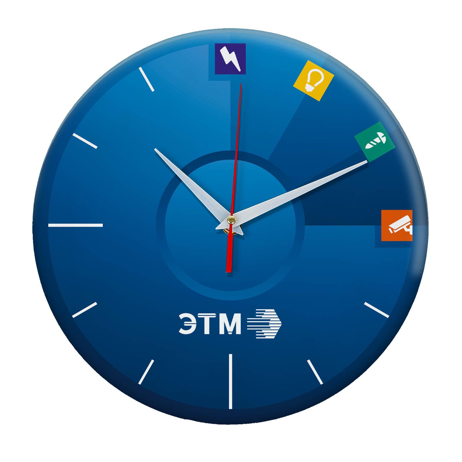 Настенные часы «etm»