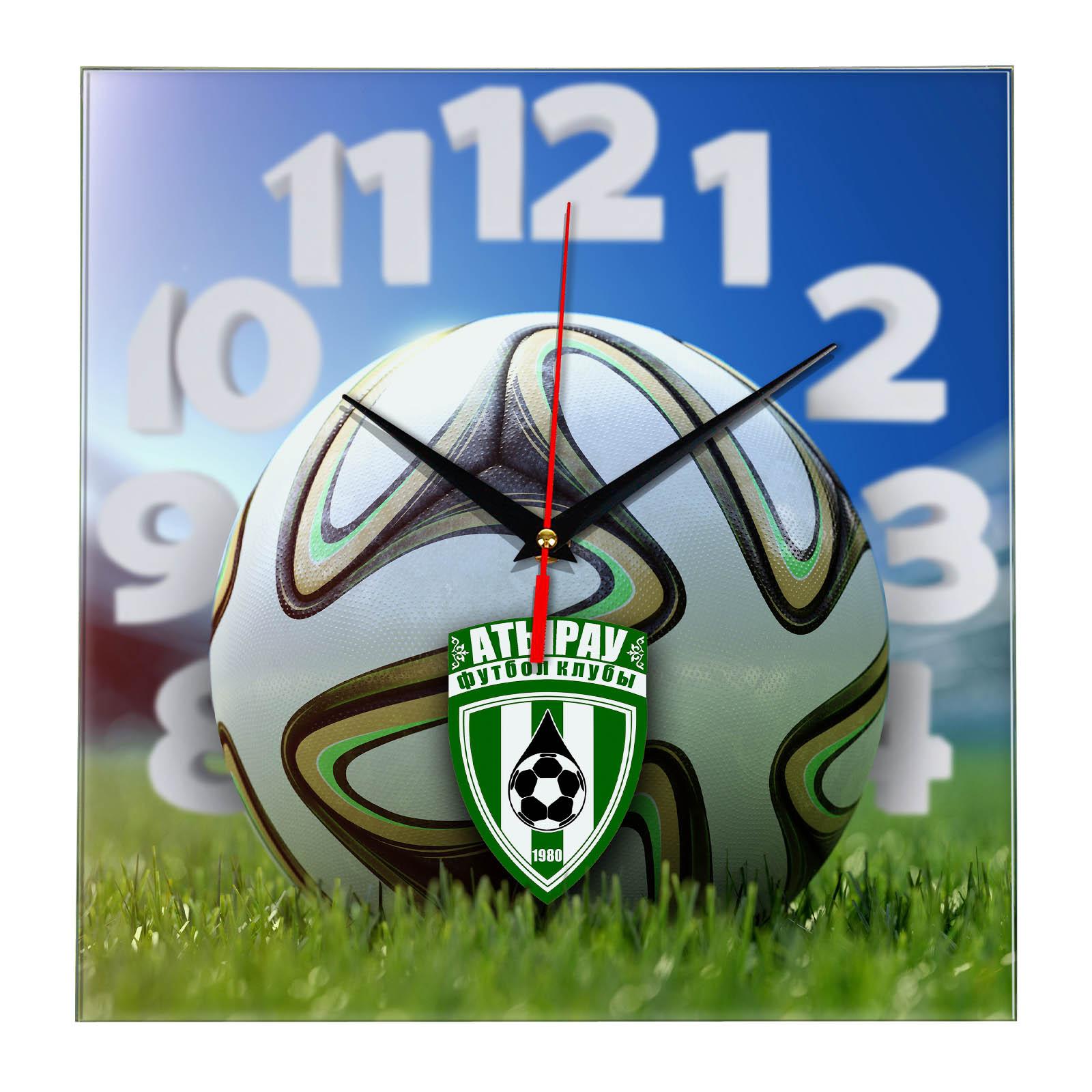 Настенные часы «На стадионе ATYRAU»