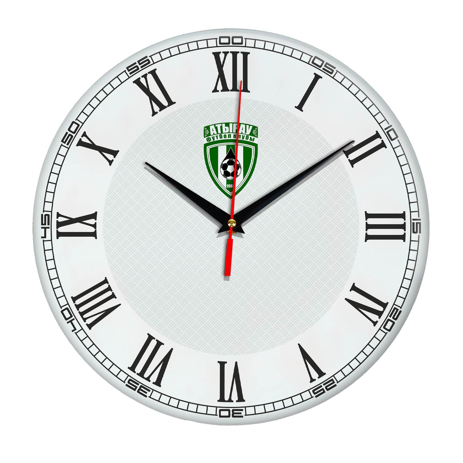 Настенные часы «с символикой ATYRAU»