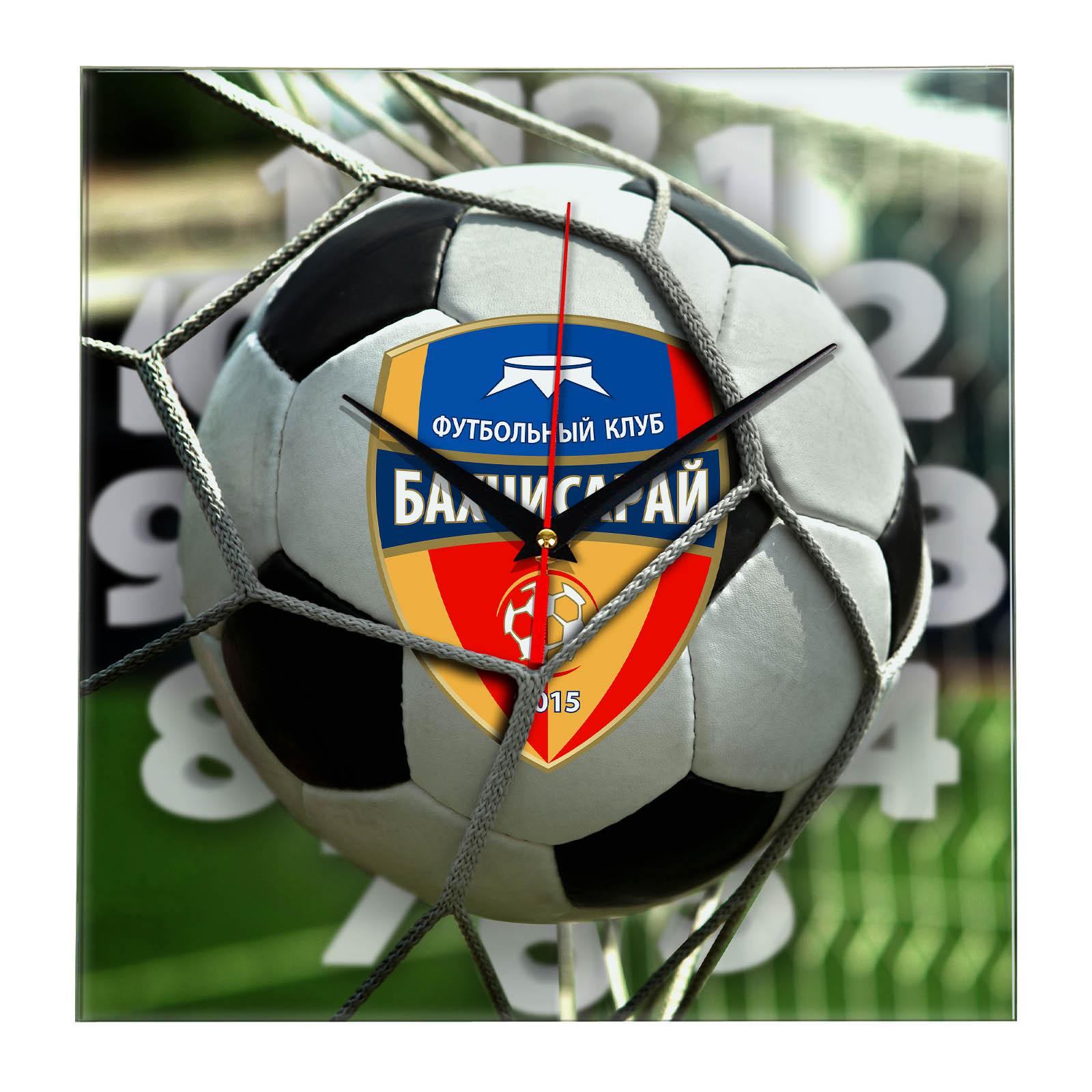 Настенные часы «С логотипом BAKHCHISARAY»