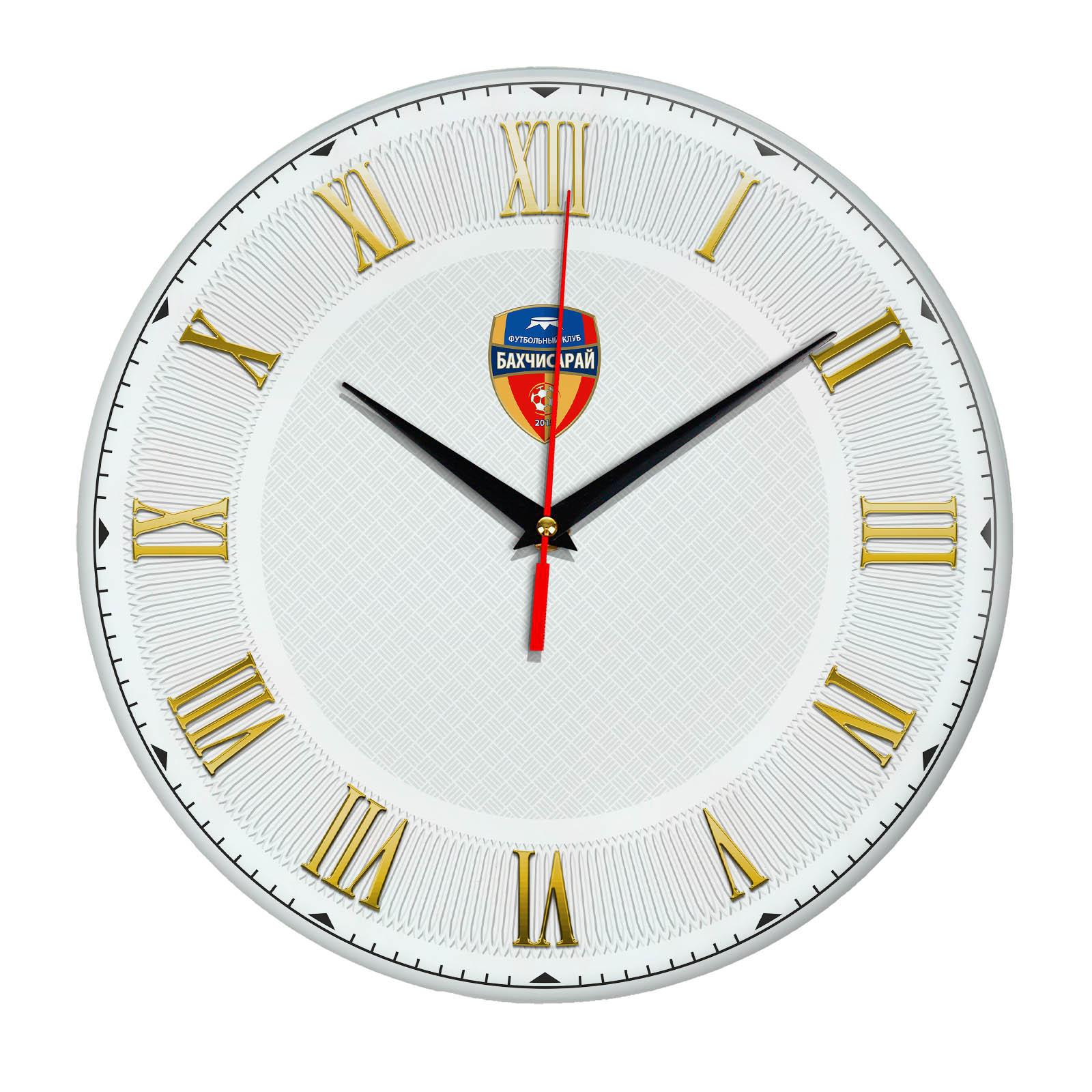 Настенные часы «Футбольный клуб BAKHCHISARAY»