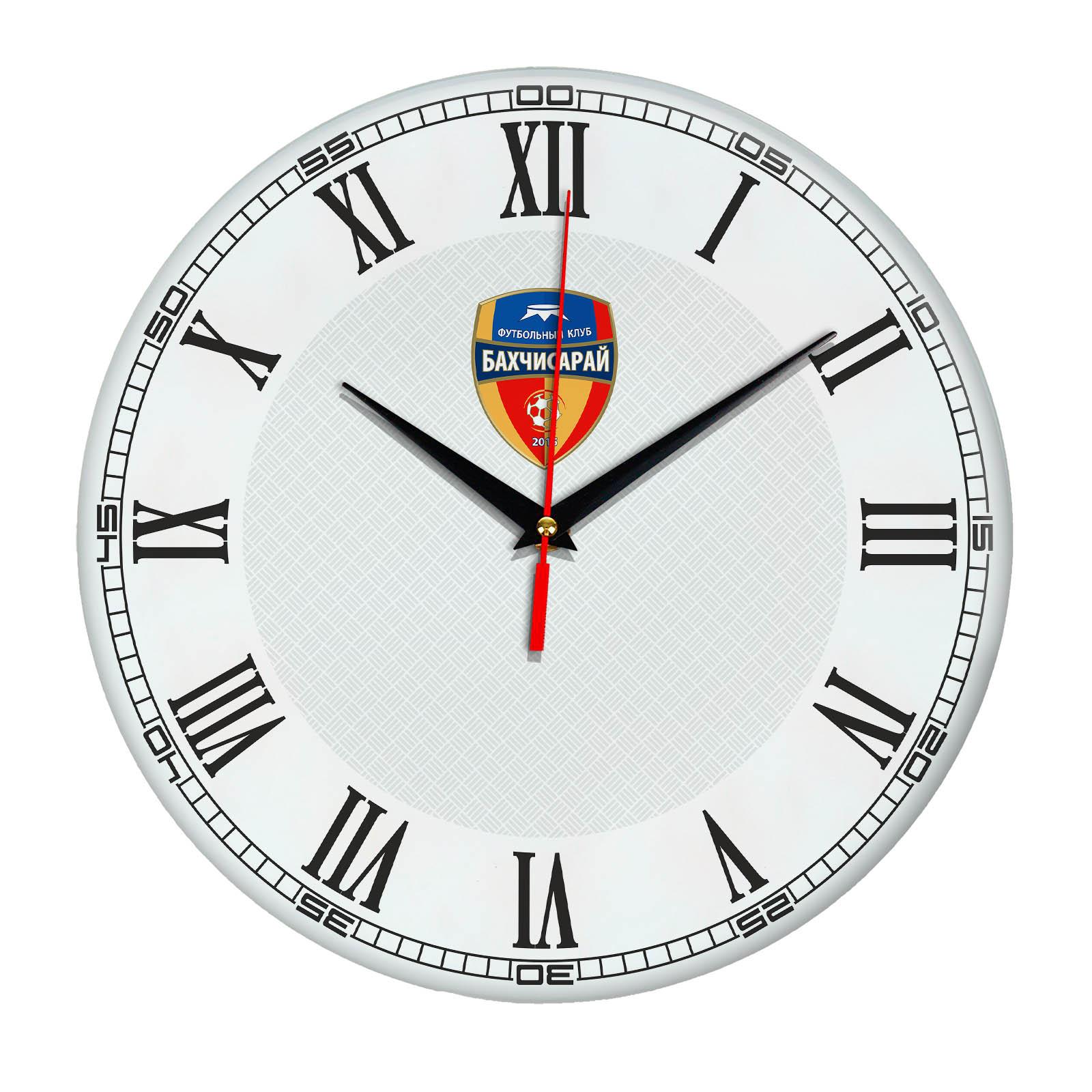 Настенные часы «с символикой BAKHCHISARAY»