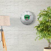 Настенные часы «Футбольный мяч OREL»
