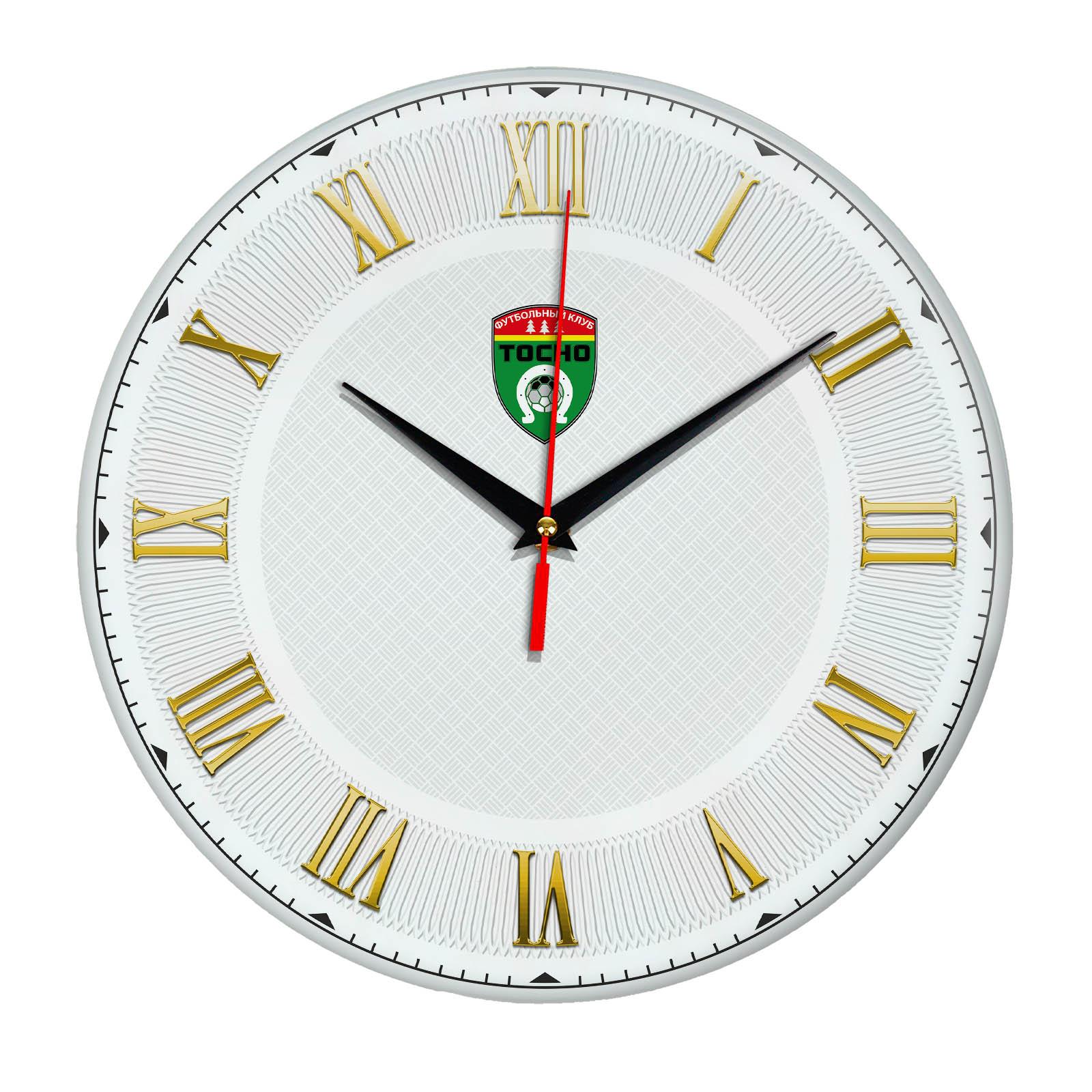 Настенные часы «Футбольный клуб TOSNO»