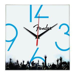 Fender настенные часы 8