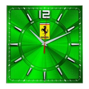 Сувенир – часы Ferrari 01