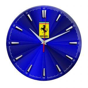 Сувенир – часы Ferrari 12