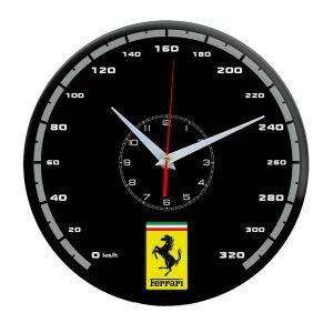 Сувенир – часы Ferrari 15