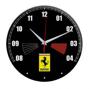 Сувенир – часы Ferrari 16