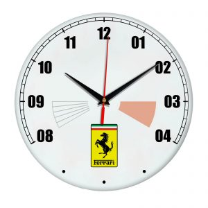 Сувенир – часы Ferrari 17