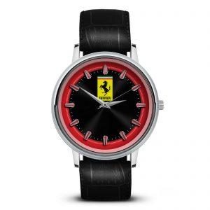 Ferrari часы сувенир для автолюбителей