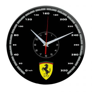 Сувенир – часы Ferrari2 15