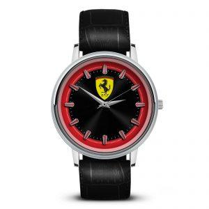 Ferrari2 часы сувенир для автолюбителей