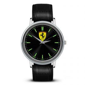 Ferrari2 наручные часы с логотипом