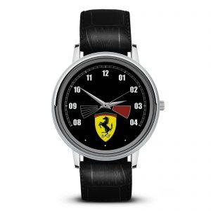 Ferrari2 наручные часы с символикой