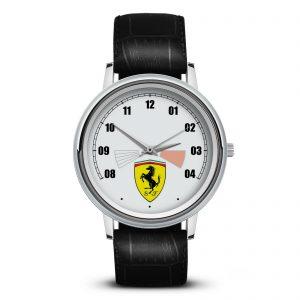 Ferrari2 часы наручные с эмблемой