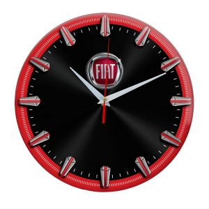 Сувенир – часы Fiat 06