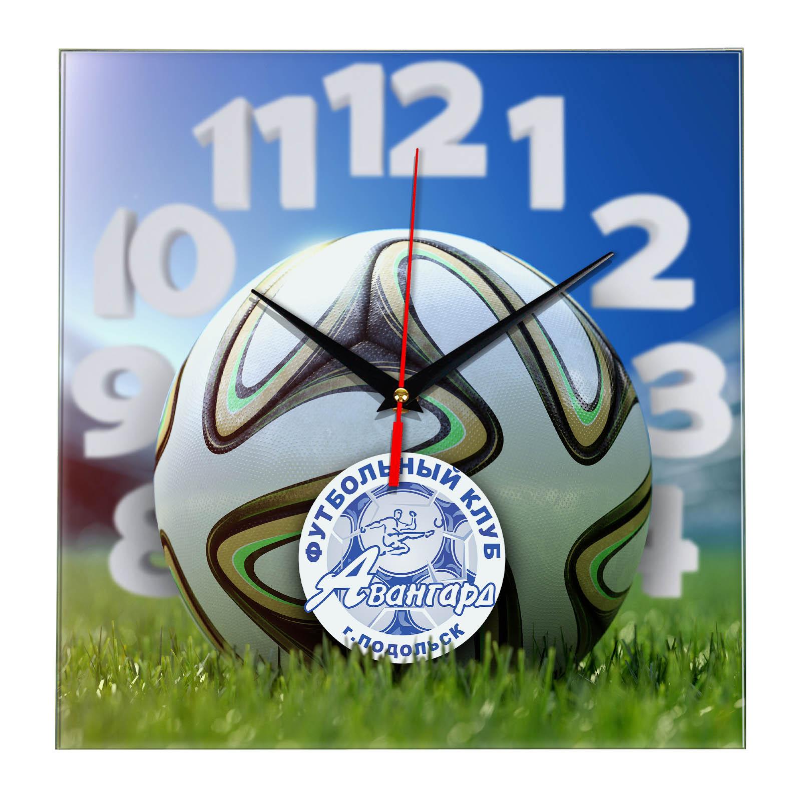 Настенные часы «Podolsk На стадионе AVANGARD PODOLSK»