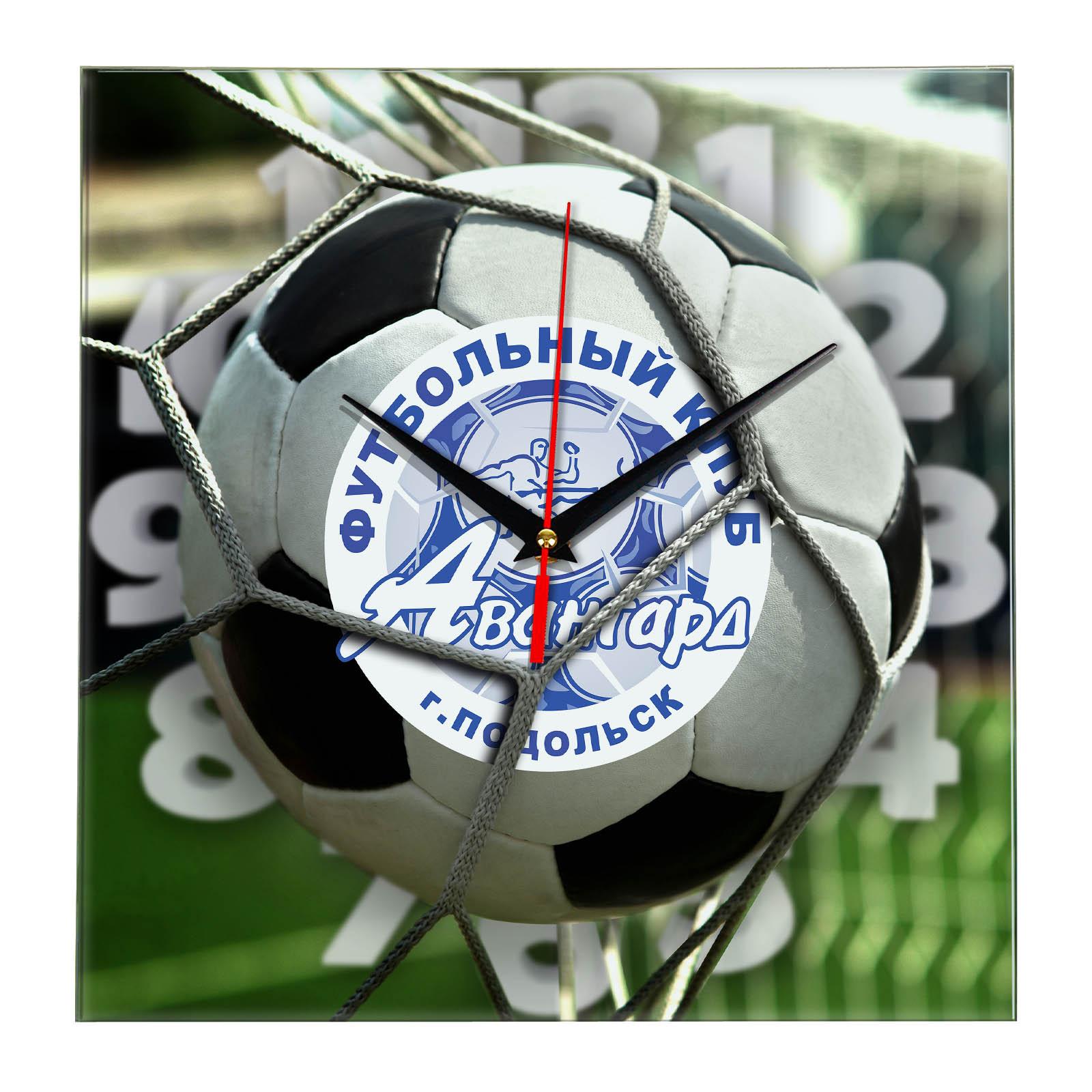 Настенные часы «Podolsk С логотипом AVANGARD PODOLSK»