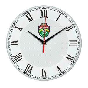 Настенные часы «с символикой Evpatoriya»