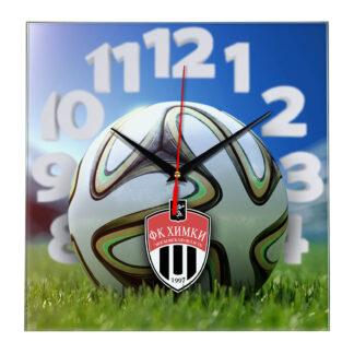 Настенные часы «На стадионе Himki»