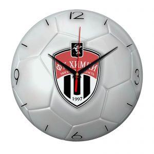 Настенные часы «Футбольный мяч Himki»