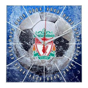 Настенные часы «Сувенир болельщиков Liverpool»