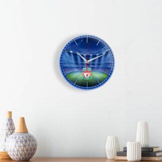 Настенные часы «Сувенир для фаната Liverpool»