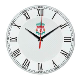 Настенные часы «с символикой Liverpool»