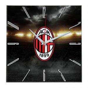 Настенные часы «В лучах славы Milan»