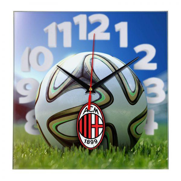 Настенные часы «На стадионе Milan»
