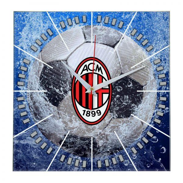 Настенные часы «Сувенир болельщиков Milan»