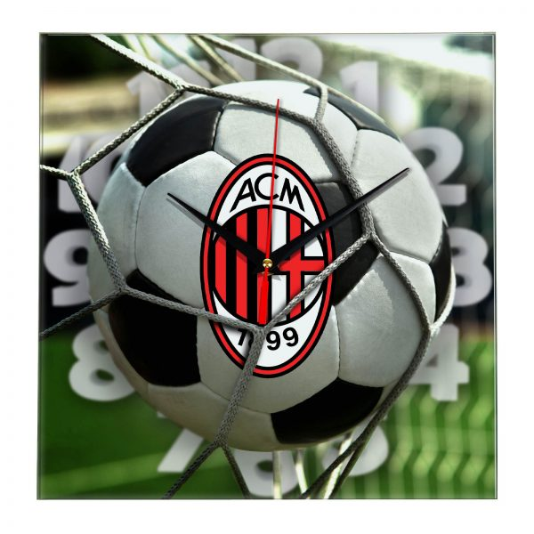 Настенные часы «С логотипом Milan»