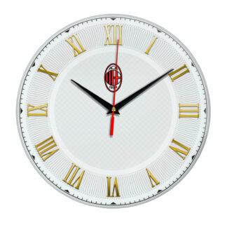 Настенные часы «Футбольный клуб Milan»