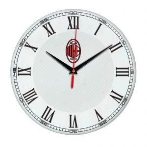 Настенные часы «с символикой Milan»