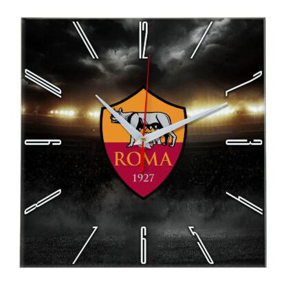 Настенные часы «В лучах славы Roma»