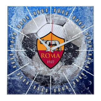 Настенные часы «Сувенир болельщиков Roma»