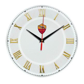 Настенные часы «Футбольный клуб Roma»