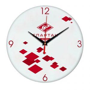 Спартак часы с символикой клуба