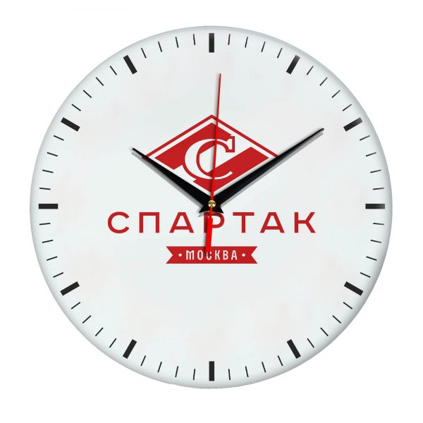 Настенные часы Спартак Москва