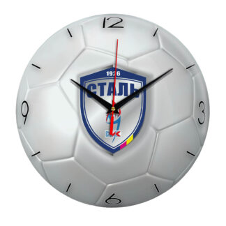 Настенные часы «Футбольный мяч Stal»