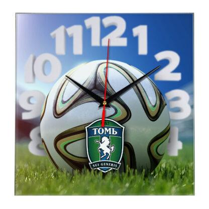 Настенные часы «На стадионе Tom»