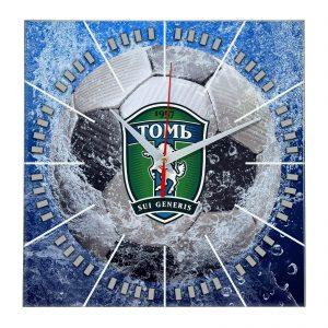 Настенные часы «Сувенир болельщиков Tom»
