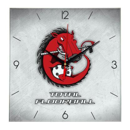 Настенные часы Total Floorball