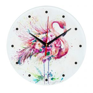 flamingo12-clock