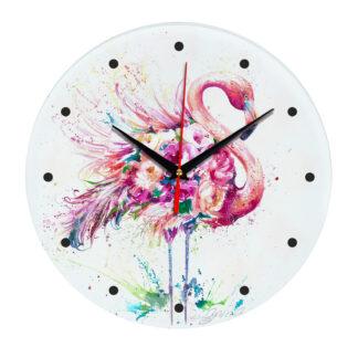 flamingo12-clock