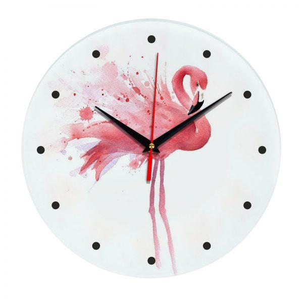 flamingo14-clock